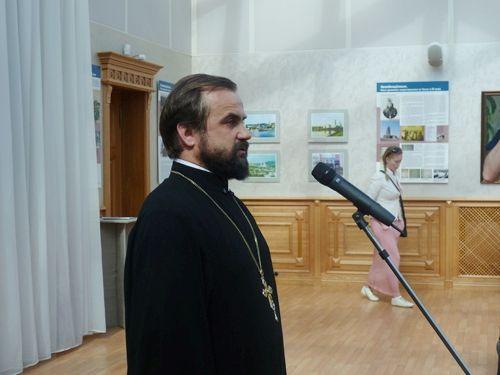 на выставке в петербургском ГМИРе земная жизнь Пресвятой Богородицы